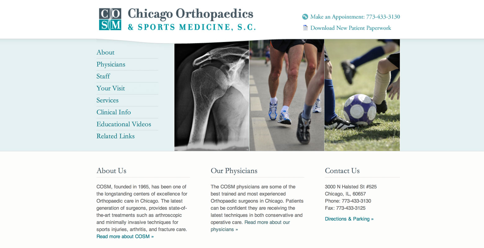 Chicago Orthopaedics & Sports Medicine, S.C.