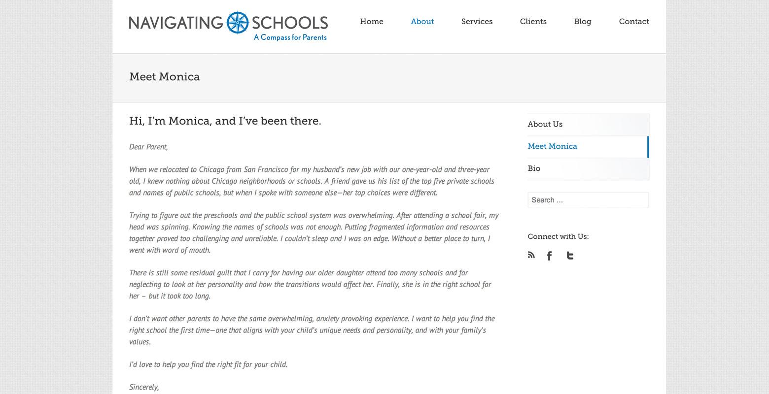 Navigating Schools