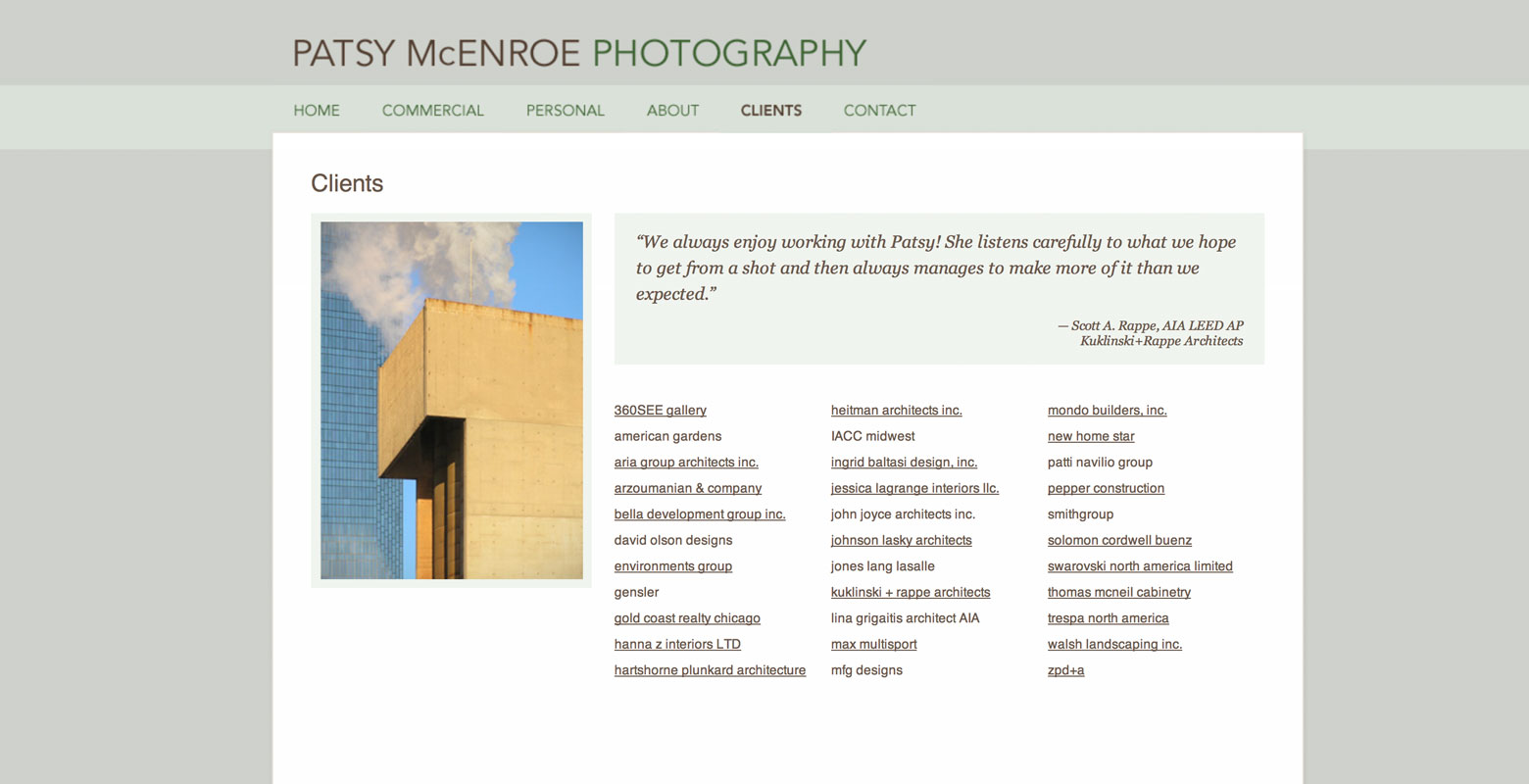 Patsy McEnroe Photography