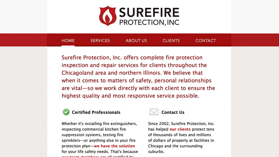 Surefire Protection Inc.